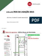 Encontros Da Ligacao 2015