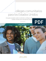 2017 18 ELS Community College Guide Spanish