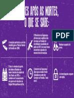 Infográfico Marielle