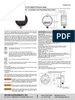 manometro DGT-111