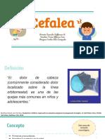 Generalidades CEFALEA