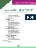 Dcn2009 III Secundaria