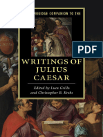The Cambridge Companion to the Writings of Julius Caesar - Luca Grillo & Christopher B. Krebs.epub