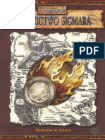 WFRP 2ed - Dziedzictwo Sigmara