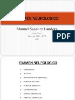 Examen Neurologico Completo