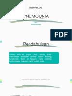 pnemounia