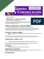 14 10- SEMlac- Género y Comunicación