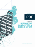 State of B2B Content Consumption and Demand
