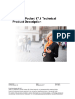TEMS Pocket 17.1 - Technical Product Description