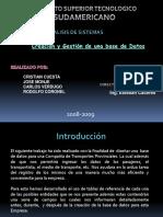 proyectofinalbasededatos-090605081328-phpapp02