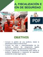Auditoria, Fiscalización e Inspección de Seguridad - Copia