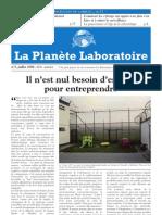 La Planète Laboratoire 2