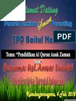 Doa Halal Bi Halal