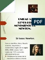 Unidad 5 Leyes de Newton