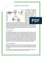 Paradigma Constructivista - Analisis.docx