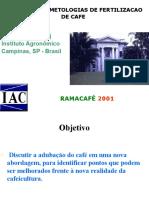 Fertilizacao Del Cafe