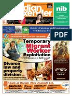 Indian Weekender 9 November 2018