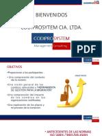 ISO 9001 2015 ICT Actualizado 3 Transicion