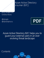 A Lap Around Azure B2C