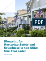 Blueprint for Restoring Safety and Soundness to the GSEs November 2018