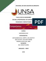 AGRONEGOCIOS COMPARTAMOS