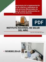 Instituto Nacional de Salud Del Nino