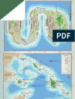 Mappe Nazioni Pirata