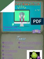 Virus Informatico Presentacion