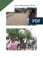 Informe de Campo Puente
