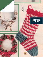 Nana's Vintage Crochet & Xmas Patterns 70s - 90s