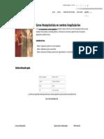 Curso Recepcionista en Centros Hospitalarios - Formación Académica