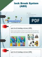 Anti-lock Break System (ABS)