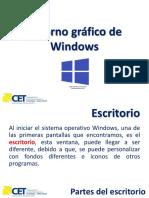 2- Entorno Gráfico de Windows (1)