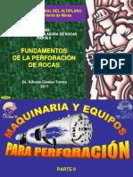 Perforacion de Rocas2-2011