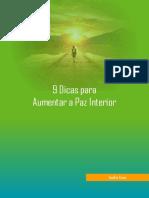 9 Dicas Para Aumentar a Paz Interior - Andre Lima.pdf