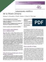 Evaluacion y Tratamiento Litiasis