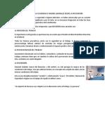 Disciplinas Asociadas a La Seguridad e Higiene Laborales Desde La Prevención