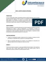 Curso Logistica Integral Empresarial