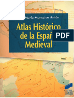 Atlas Historico de la España Medieval