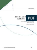 Cuadernillo de matemática BI