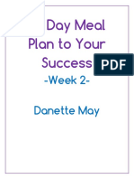Danette May - Week2 30day Meal Plan