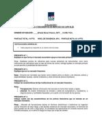 Evaluación Fundamentos Mercado de Capitales Alfredo Bocaz