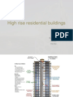 High Rise Residential Building Notes