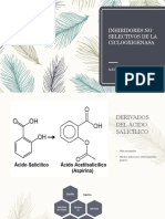 Inhibidores No Selectivos de La Ciclooxigenasa