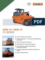 Depliant Hamm Rullistaticigommati GRW10 GRW15