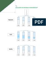 Diagrama de Flujos 6 - QUÍMICA 1