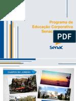 Educação Corporativa_2018_Senac Campos Do Jordão