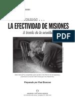 La EfectividadDeMisiones