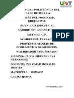 CALIBRADOR PASA-NO PASA