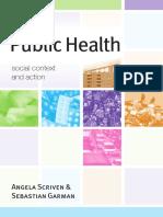 Public Health Social Context and Action